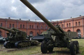 Военные музеи города Санкт-Петербурга: полный список