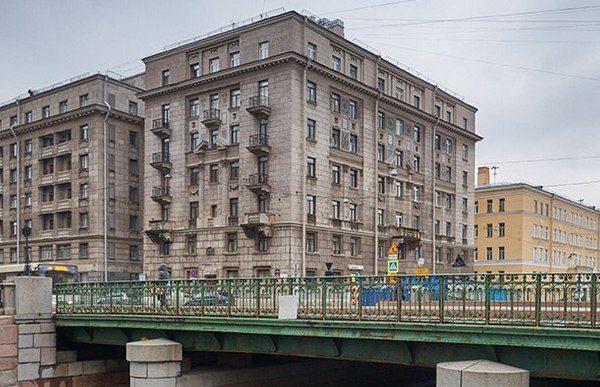 Мост Декабристов в Санкт-Петербурге - где находится, фото