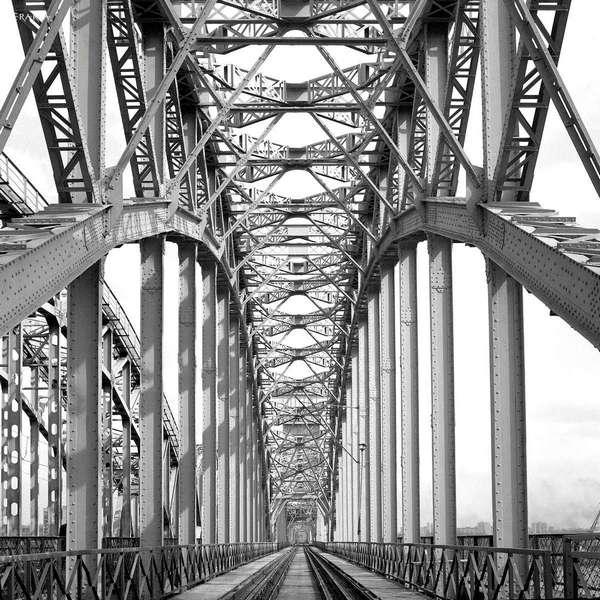 финляндский железнодорожный мост санкт петербург