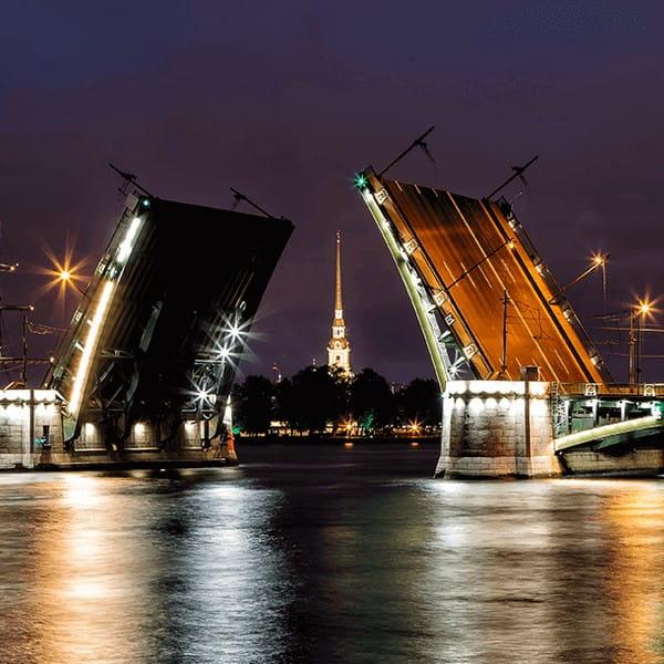мост биржевой спб