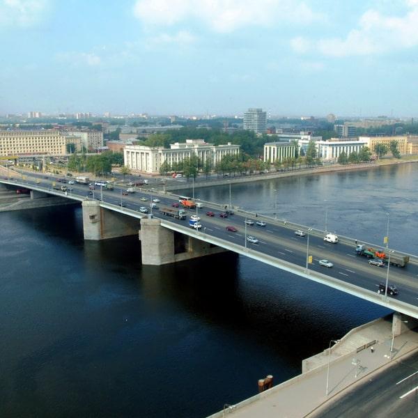 володарский мост когда разводят