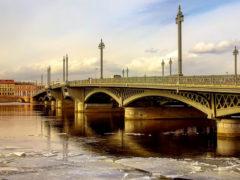 Родоначальник питерского мостового строительства – Благовещенский мост