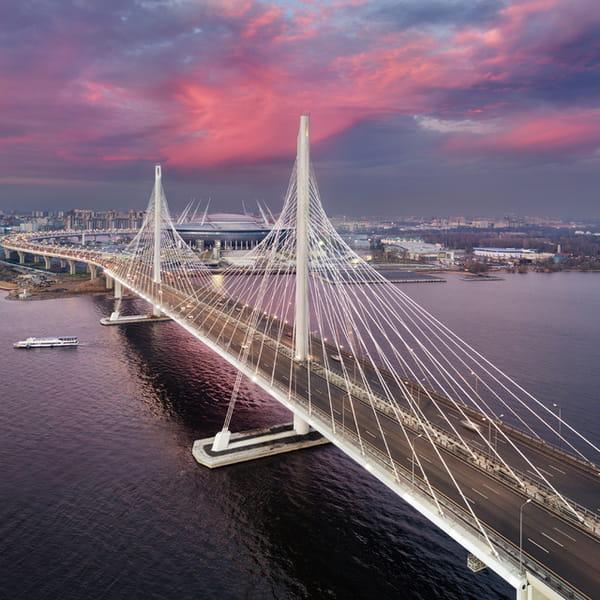 мост бетанкура в санкт петербурге