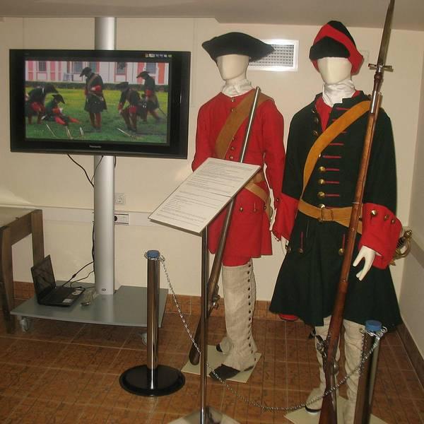 музей ниеншанц в санкт-петербурге