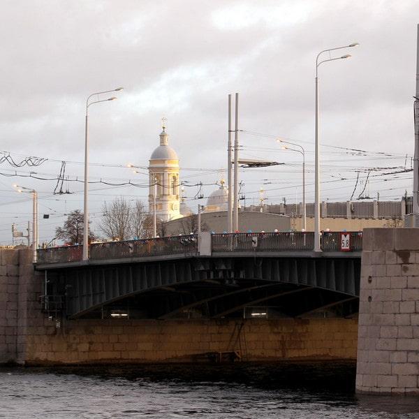 тучков мост санкт петербург