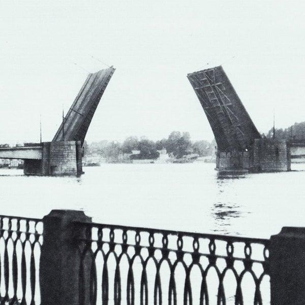 1965—1975 Тучков мост