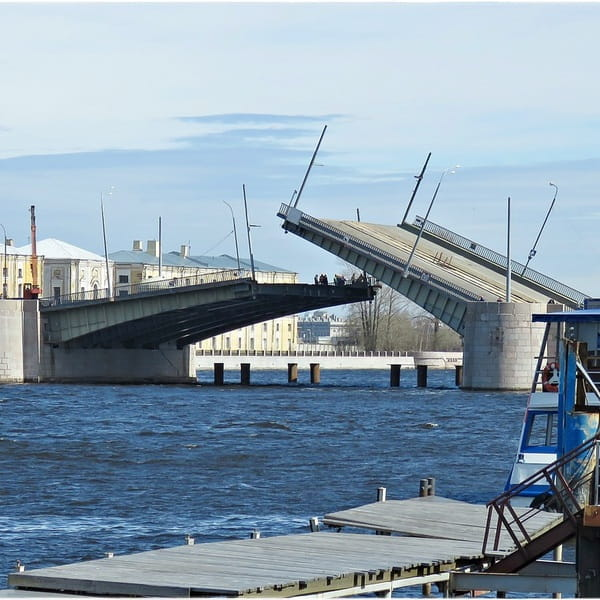 тучков мост в санкт петербурге