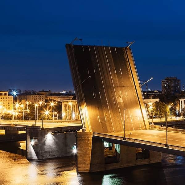 володарский мост в санкт петербурге