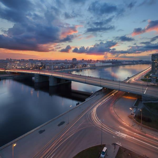 володарский мост когда разводится