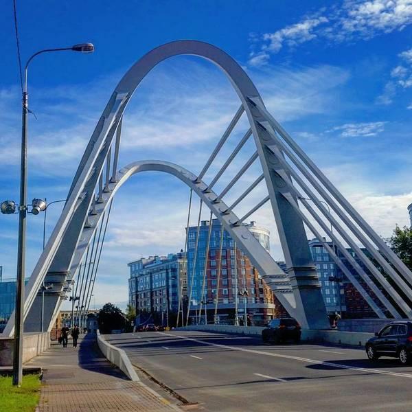 Мост СПБ