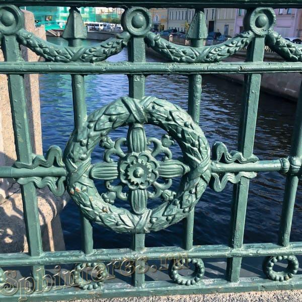 кокушкин мост в санкт петербурге на карте