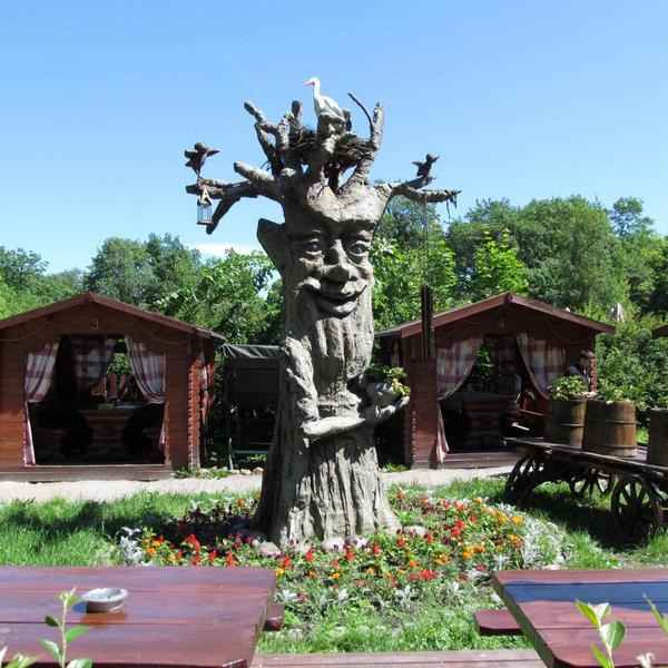 Park Skazok, im. Babushkina