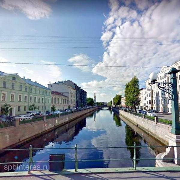 Крюков Канал в Санкт-Петербурге - фото, описание