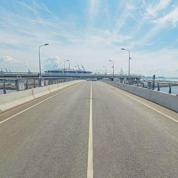 яхтенный мост санкт петербург