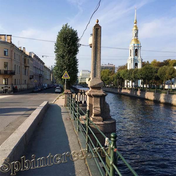 пикалов мост в санкт петербурге карта