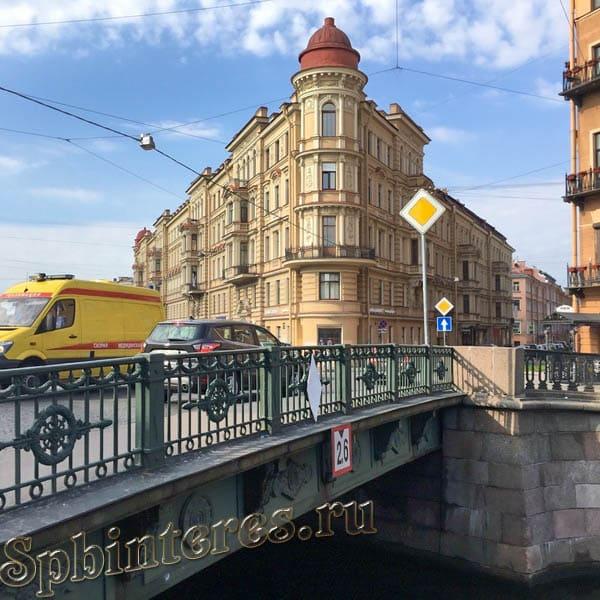 кокушкин мост санкт петербург