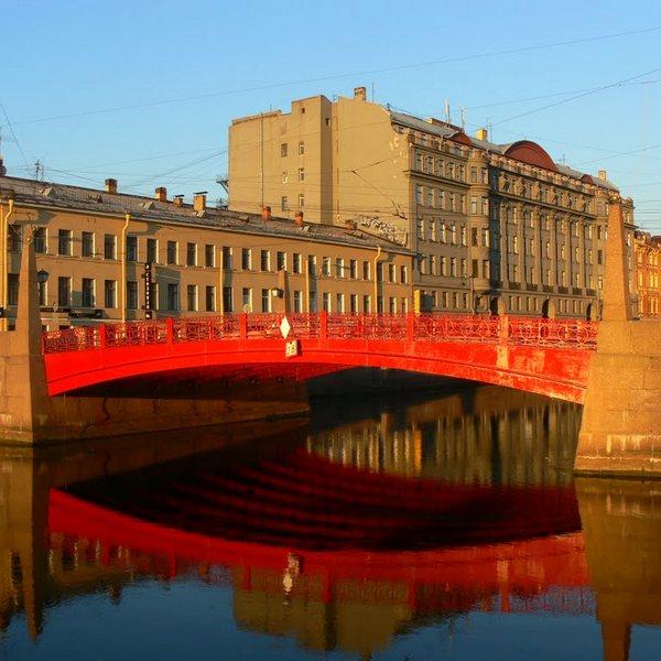 Мост в СПБ