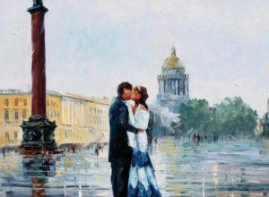 Романтическое свидание для двоих в Спб: список лучших мест