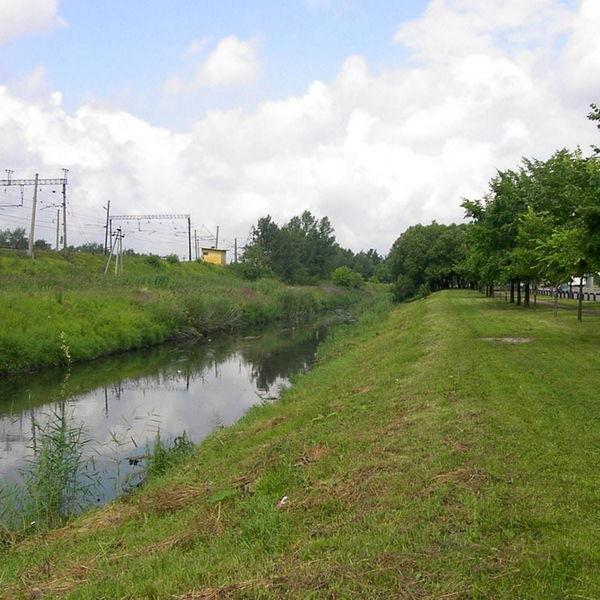 Волковский канал спб