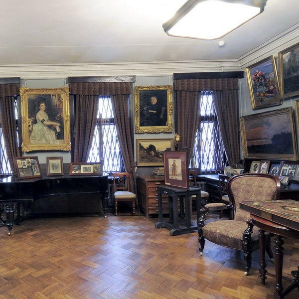 Музей квартира художника И.И. Бродского в Санкт-Петербурге