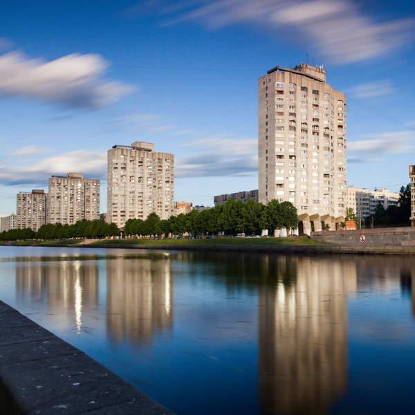 река смоленка в санкт петербурге