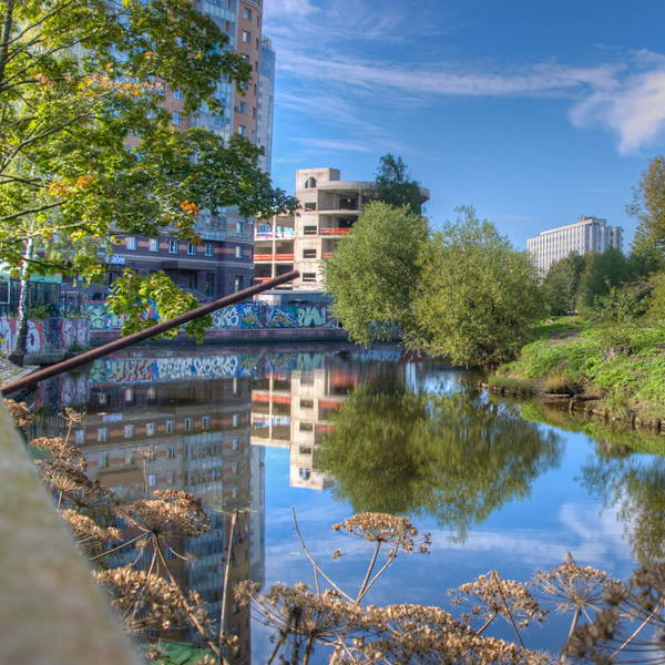 Смоленка – река с разными именами