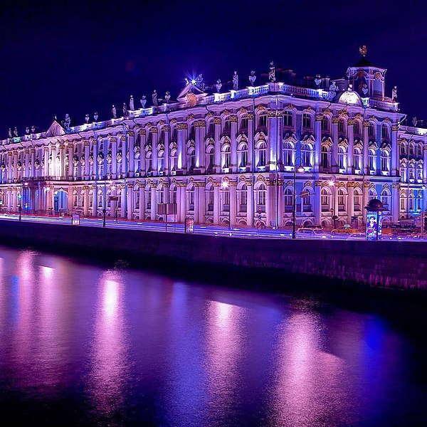 Зимний дворец - краткая история