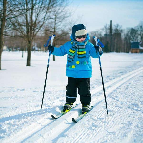 Где покататься на лыжах в Санкт-Петербурге и Ленинградской области