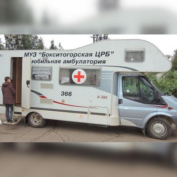 Медицинские учреждения и аптеки Бокситогорска