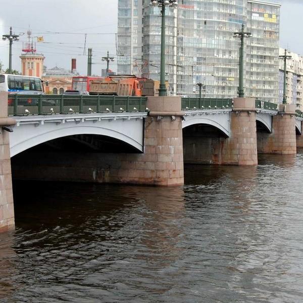 сампсониевский мост спб фото