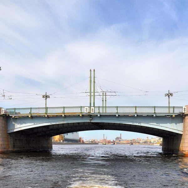 фото сампсониевский мост