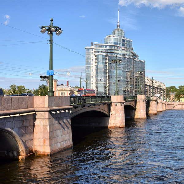 сампсониевский мост фото