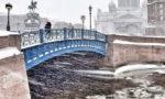 Синий мост в Санкт-Петербурге - фото, история, длина, где находится
