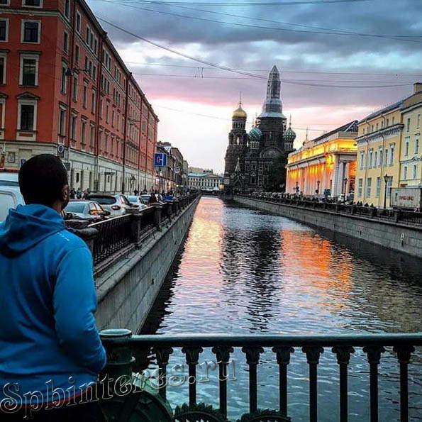 Белые ночи в Санкт-Петербурге - когда начинаются и заканчиваются