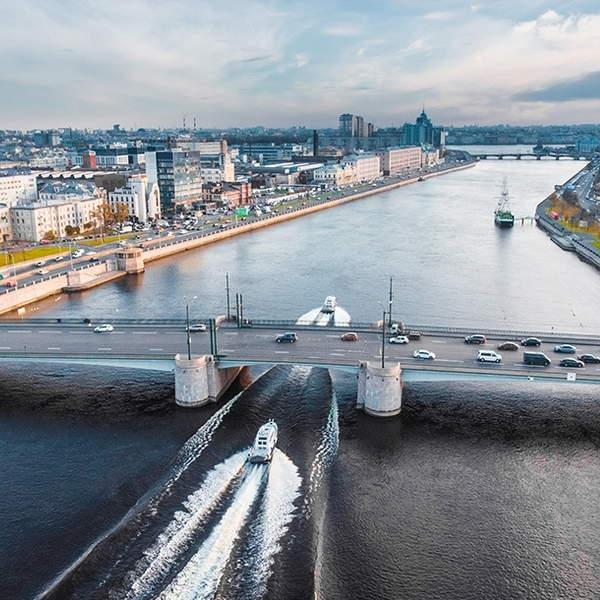 Гренадерский мост в Санкт-Петербурге - фото, описание