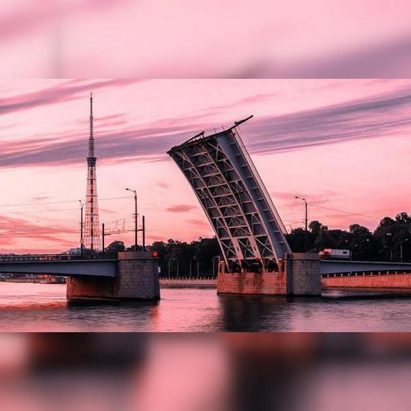 Гренадерский мост в Санкт-Петербурге - когда разводят, фото, описание