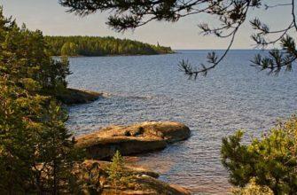 Рыбалка в Карелии - обзор мест и базы отдыха