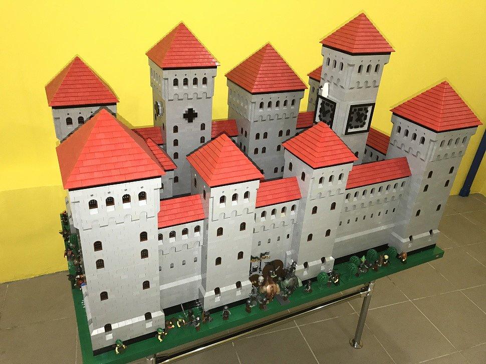 """Музей из Лего """"Polekon"""" — чудо Северной столицы"""