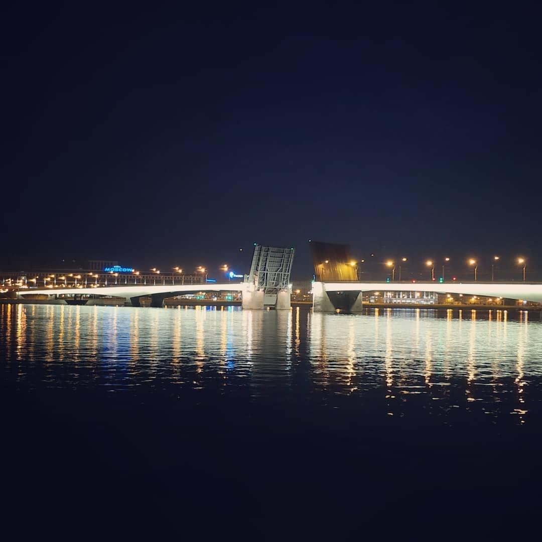 Мост в Питере