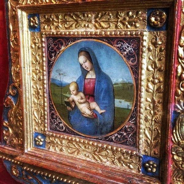 12 самых известных картин Эрмитажа