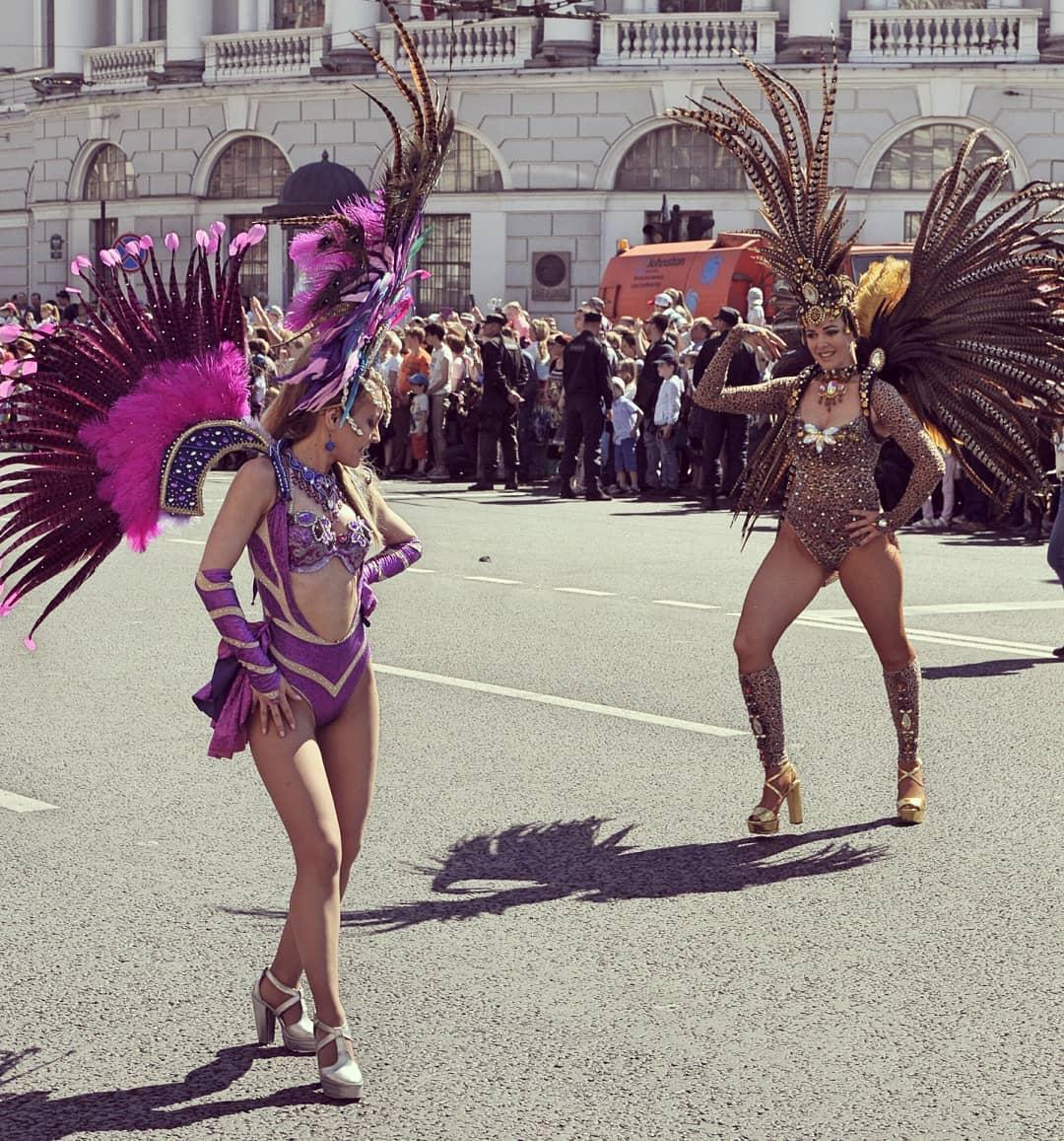 Карнавал в Питере