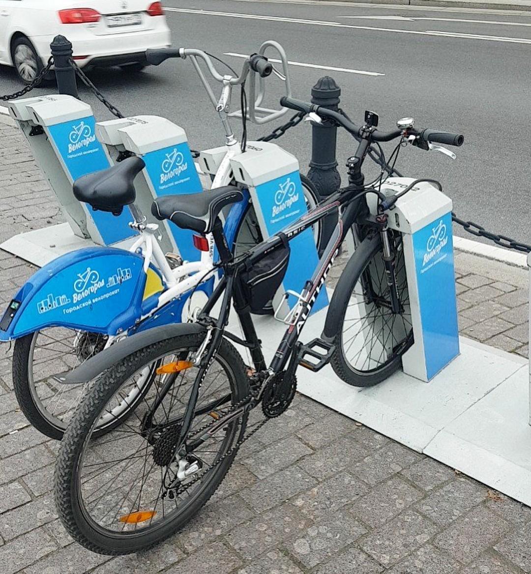 Прокат велосипедов в Санкт-Петербурге - 15 лучших мест