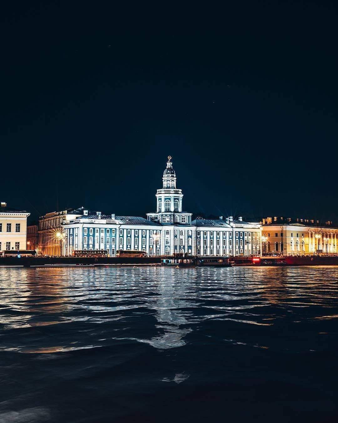 Кунсткамера СПб