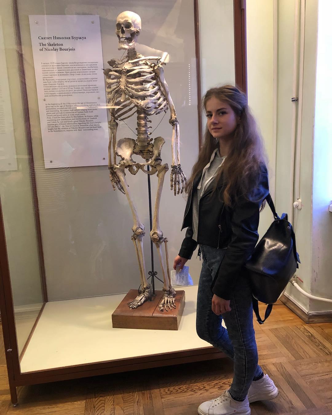 Экспонат в музее