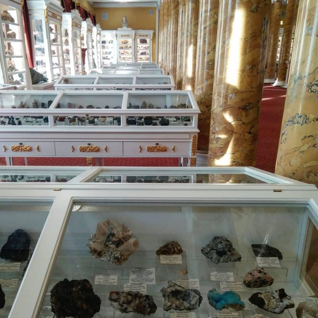 Музей Горного университета