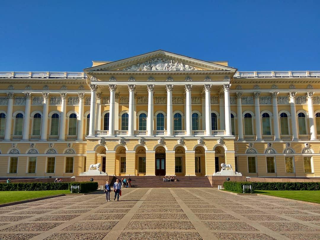 Дворец СПБ