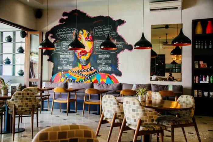 Рестораны Семиньяка