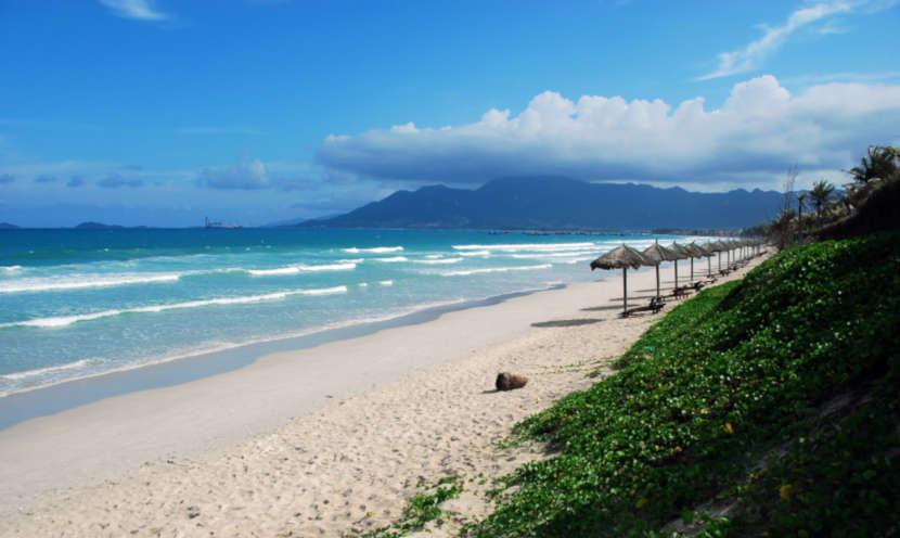 Пляж в Нячанге