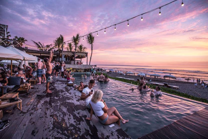 Чангу на Бали