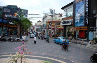 Улицы Бали